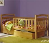 Łóżko parterowe Kamil