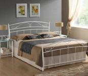 Łóżko Siena White